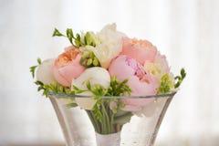 Цветки дня свадьбы Стоковая Фотография RF