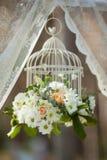 Цветки дня свадьбы Стоковые Изображения RF