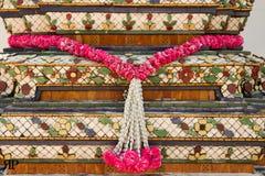 Цветки пагоды Стоковое фото RF
