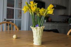 цветки пасхальныхя Стоковая Фотография RF