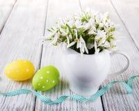 цветки пасхальныхя Стоковые Изображения