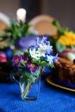 Цветки пасхи Стоковые Изображения