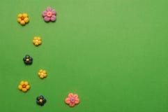 цветки предпосылки Стоковые Изображения