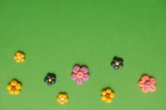 цветки предпосылки Стоковые Фотографии RF