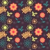 цветки предпосылки яркие Стоковое Изображение