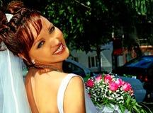 цветки пука невесты Стоковое фото RF