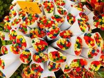цветки пуков Стоковые Фотографии RF