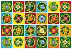 цветки самонаводят растр изображения Стоковые Фотографии RF