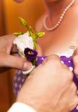 Цветки свадьбы Стоковые Изображения