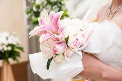 Цветки свадьбы Стоковые Изображения RF