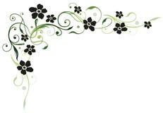 Цветки, флористические Стоковое Изображение