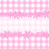 Цветки шаржа Стоковые Изображения RF