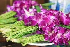 Цветки для Будды Стоковое Фото