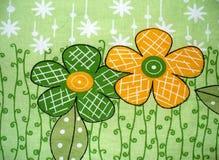 цветки 2 Стоковое Изображение RF