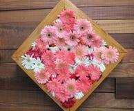 Цветки Artificail Стоковые Изображения