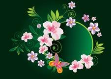 цветки backgroun бесплатная иллюстрация