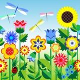 цветки bg Бесплатная Иллюстрация