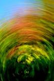 Цветки Blured стоковая фотография rf