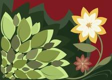 цветки fleurish Стоковая Фотография