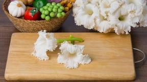 Цветки serrulata Dolichandrone Стоковые Изображения RF