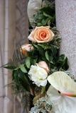 цветки wedding белизна Стоковые Изображения