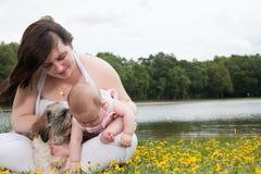 Цветков want младенца больше стоковые изображения