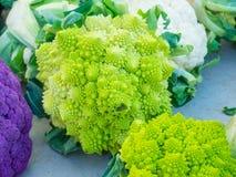 Цветная капуста романск Стоковое Фото