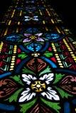 Цветное стекло Стоковые Изображения