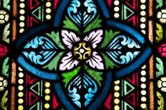 Цветное стекло Стоковые Фото