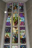 Цветное стекло Бодо Стоковое Изображение