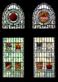 Цветное стекло Стоковое Изображение RF