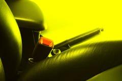 Цветной поглотитель автокресла Стоковая Фотография