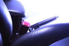 Цветной поглотитель автокресла Стоковые Изображения RF