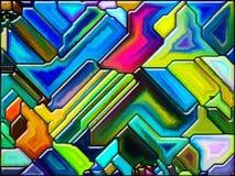 Цветовое пространство Стоковые Фотографии RF