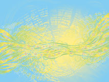 цветок ауры Стоковое Фото