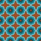 Цветок бирюзы Стоковая Фотография RF