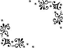 цветок богато украшенный Стоковое фото RF