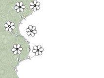 цветок букета предпосылки Стоковая Фотография