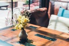 Цветок вазы Стоковое Изображение