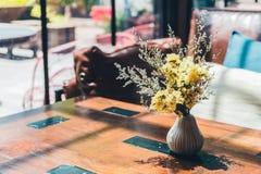 Цветок вазы Стоковое фото RF