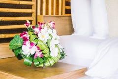 Цветок вазы Стоковое Изображение RF