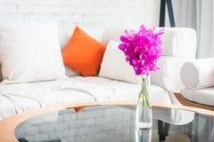 Цветок вазы Стоковая Фотография RF