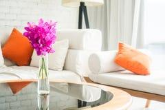 Цветок вазы Стоковое Фото