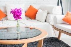 Цветок вазы Стоковая Фотография