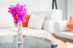 Цветок вазы Стоковые Изображения RF