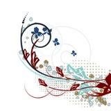 цветок ветви Стоковое Изображение RF