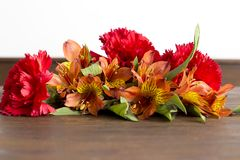 Цветок дня матери стоковая фотография rf