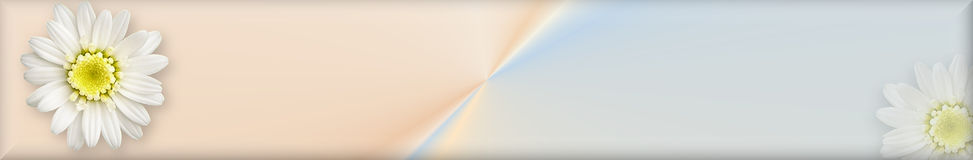 цветок знамени Стоковая Фотография RF