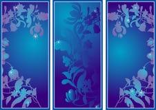 цветок знамен Стоковое Изображение