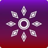 цветок исламский Стоковая Фотография RF